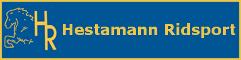 Hestamann Ridsport Logotyp